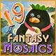 Fantasy Mosaics 19: Edge of the World