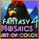 Fantasy Mosaics 4: Art of Color