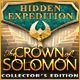 Hidden Expedition: The Crown of Solomon Collector's Edition