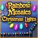 Rainbow Mosaics: Christmas Lights